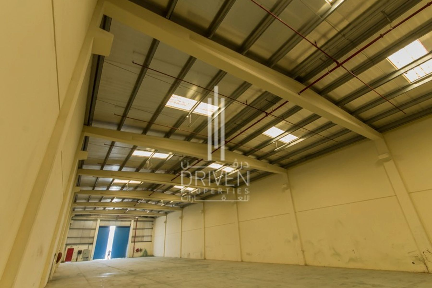 2 Units of Warehouse | Fully Air condition