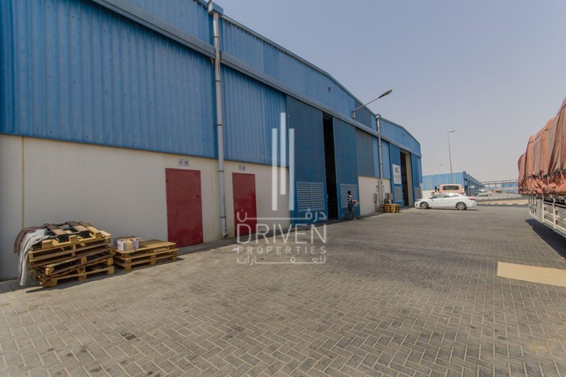 للايجار - مستودع - المنطقة الصناعية, حديقة دبي الصناعية