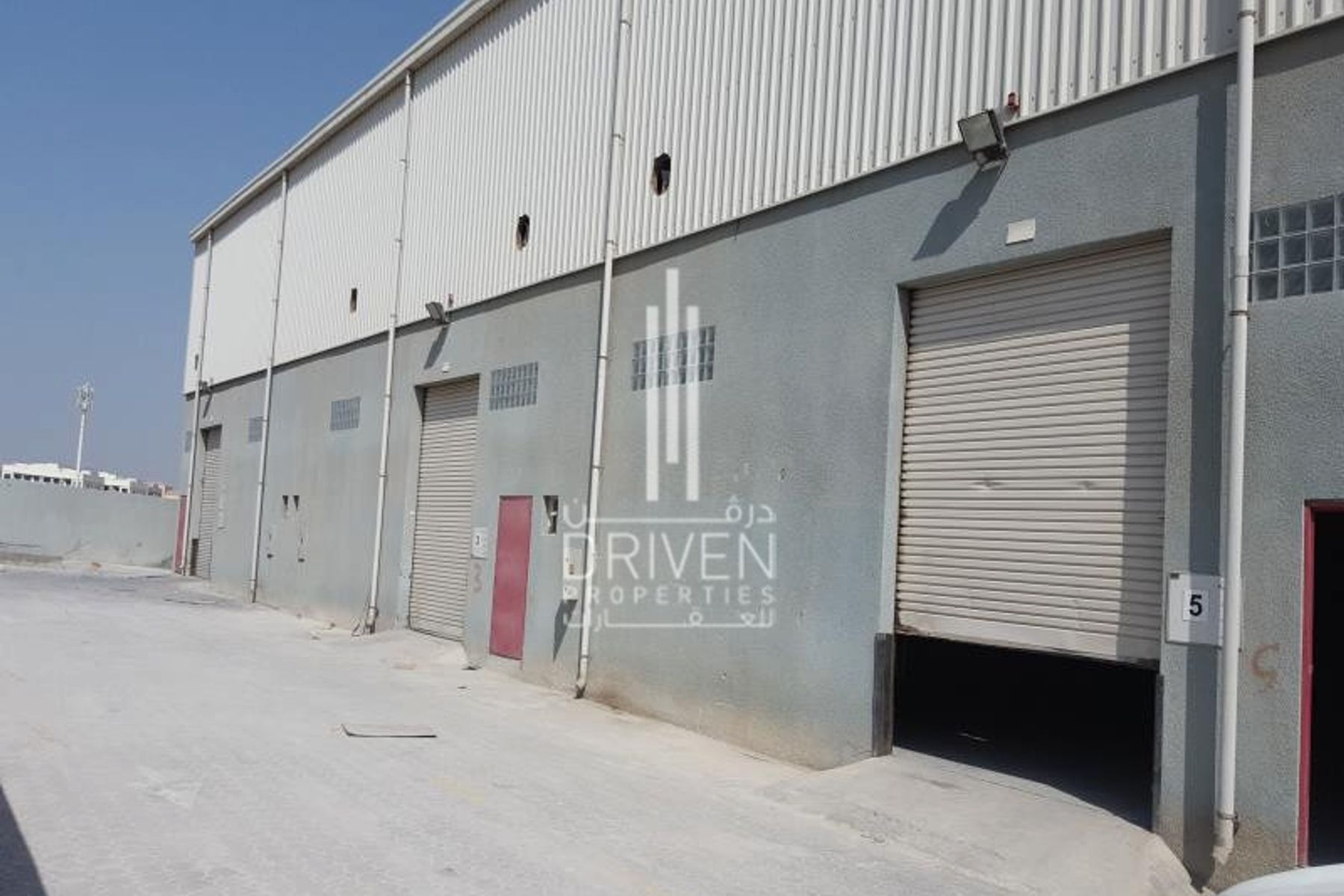 Rented | Warehouse Available Sale in DIP
