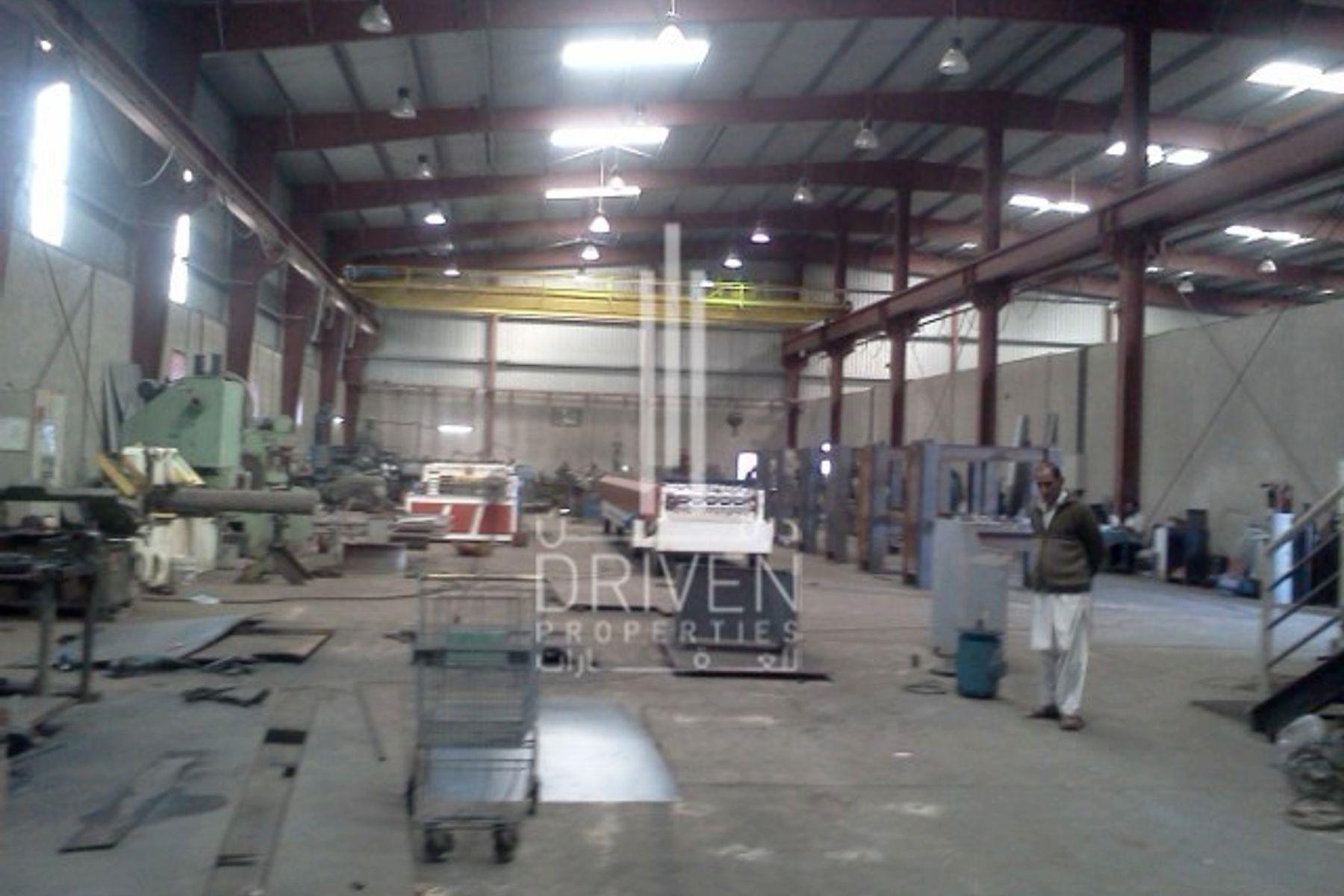 Warehouse in a Prime Location in Al Quoz