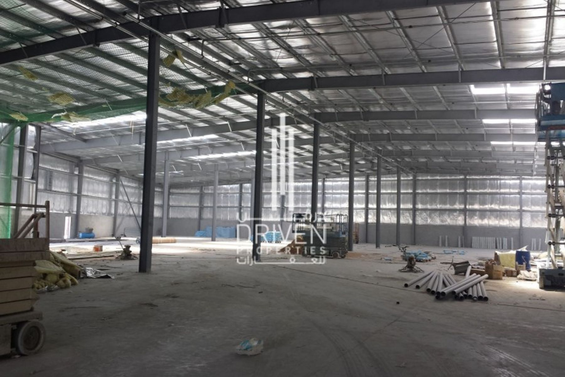 Warehouse Space in Dubai Investment Park