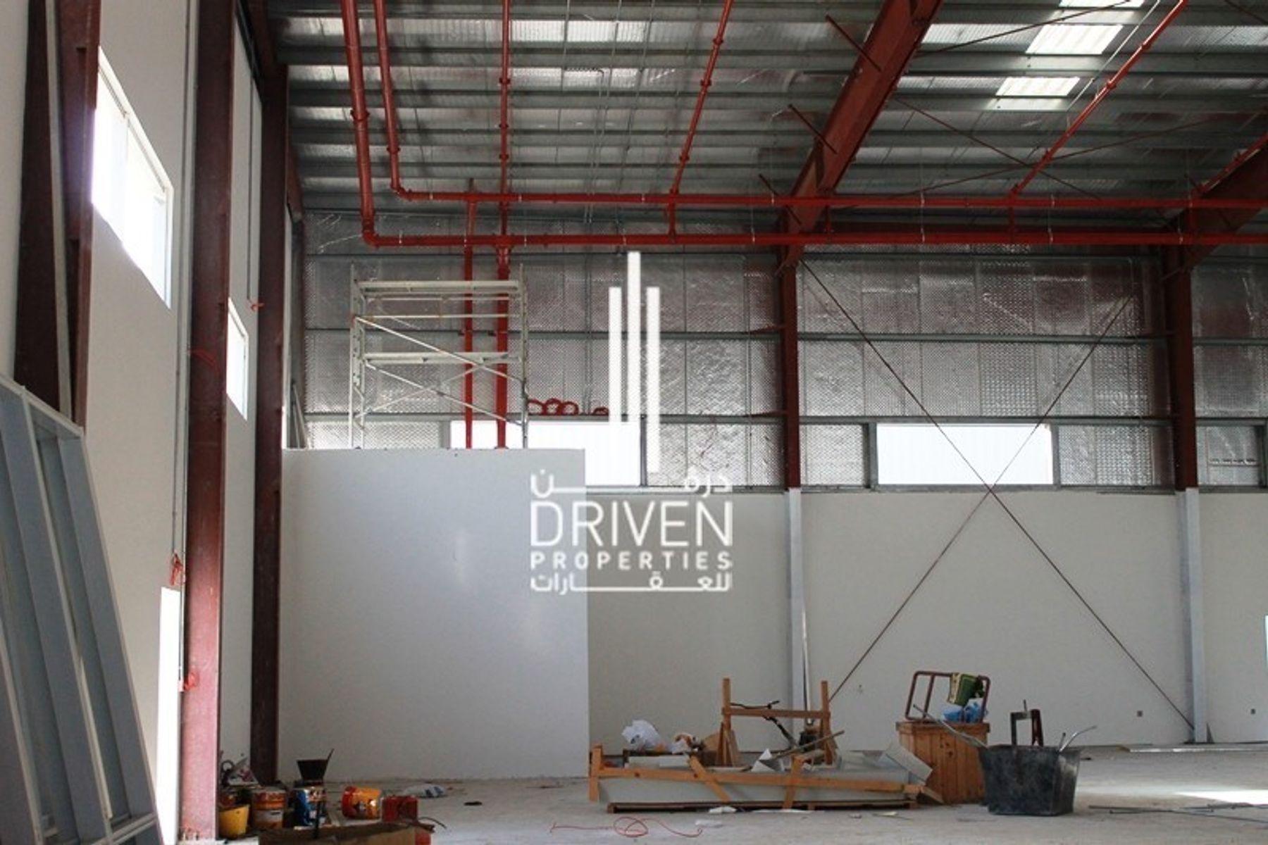للبيع - مستودع - المرحلة 2 - مجمع دبي للإستثمار