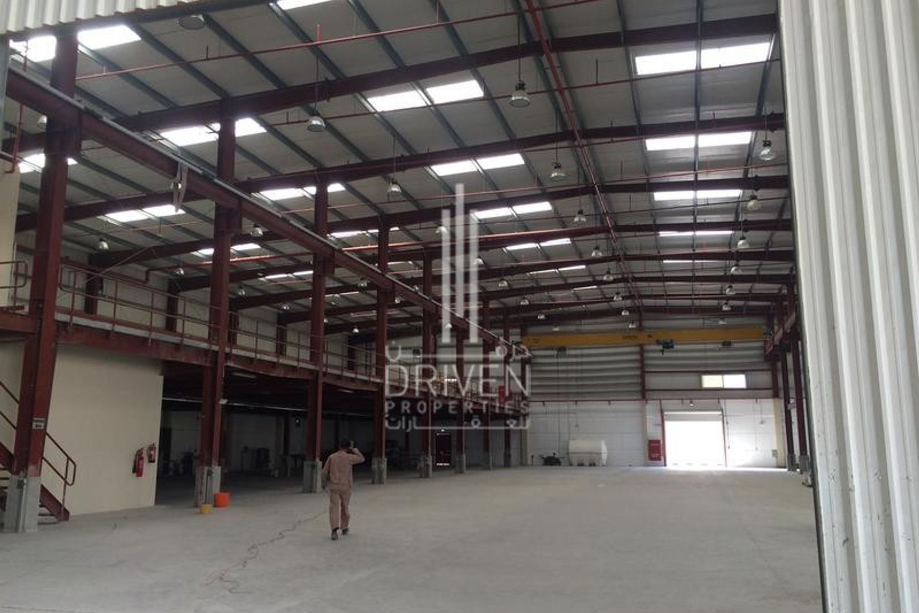 Well-Maintained Warehouse l Phase 2, DIP