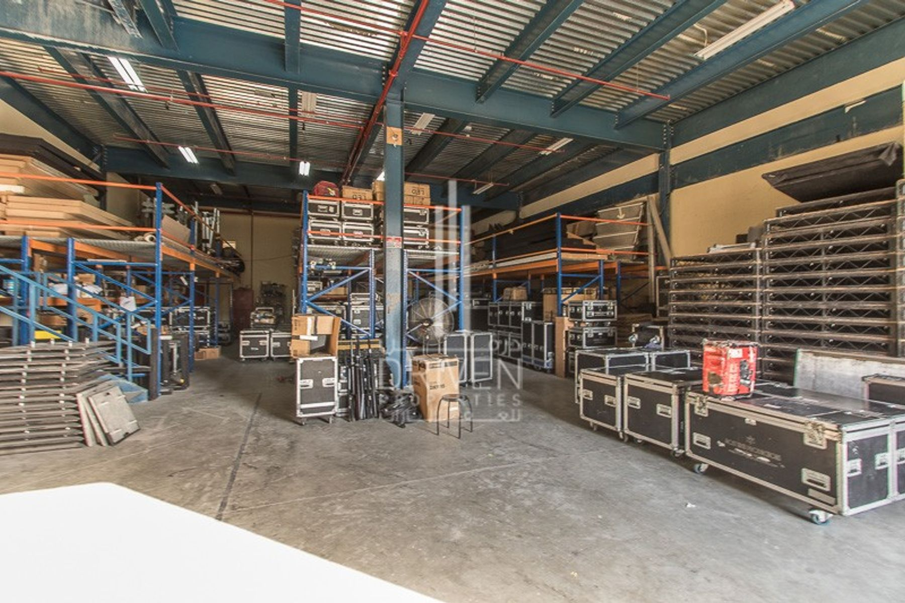 Fully fitted Warehouse in Nad Al Hamar