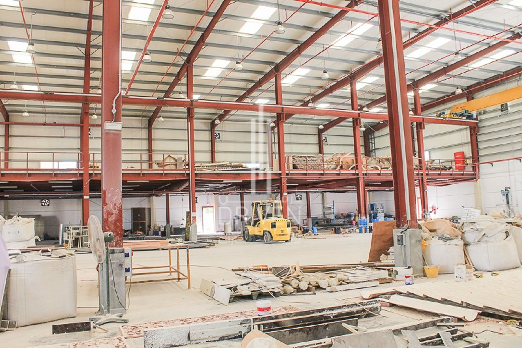 Spacious Fitted Space Warehouse for Sale