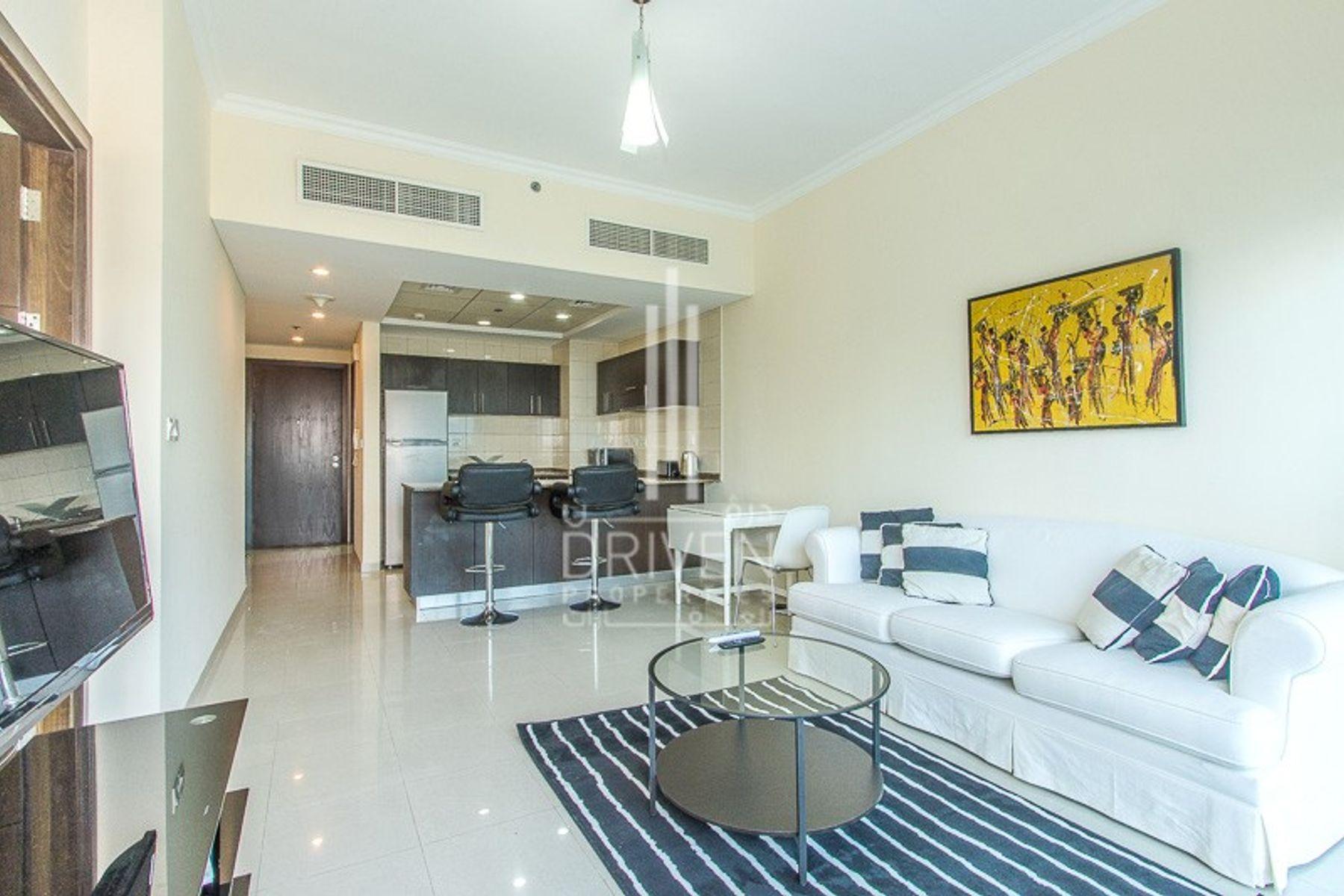 للبيع - شقة - باي سنترال غرب - دبي مارينا