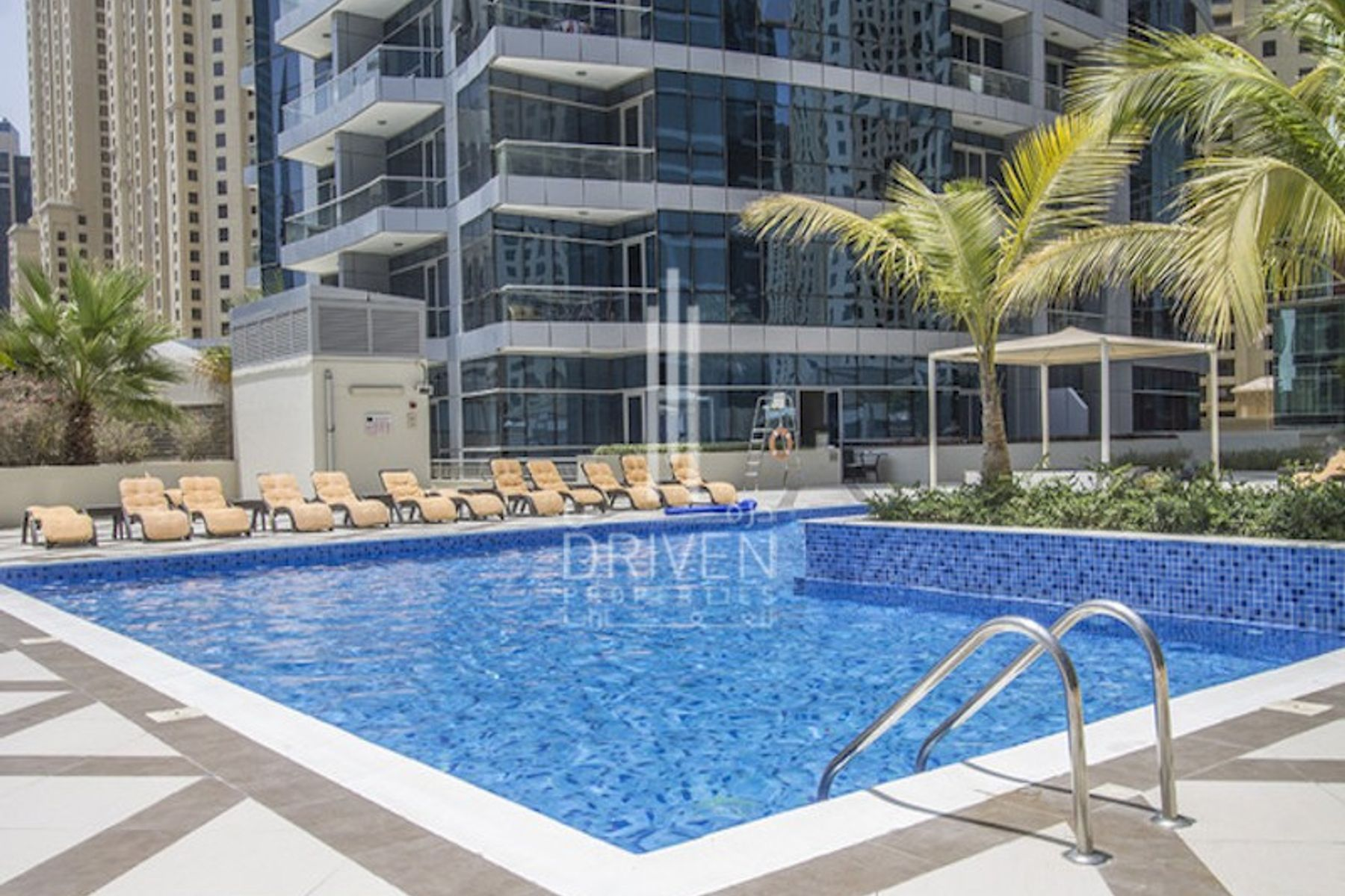 Apartment for Rent in Bay Central West, Dubai Marina
