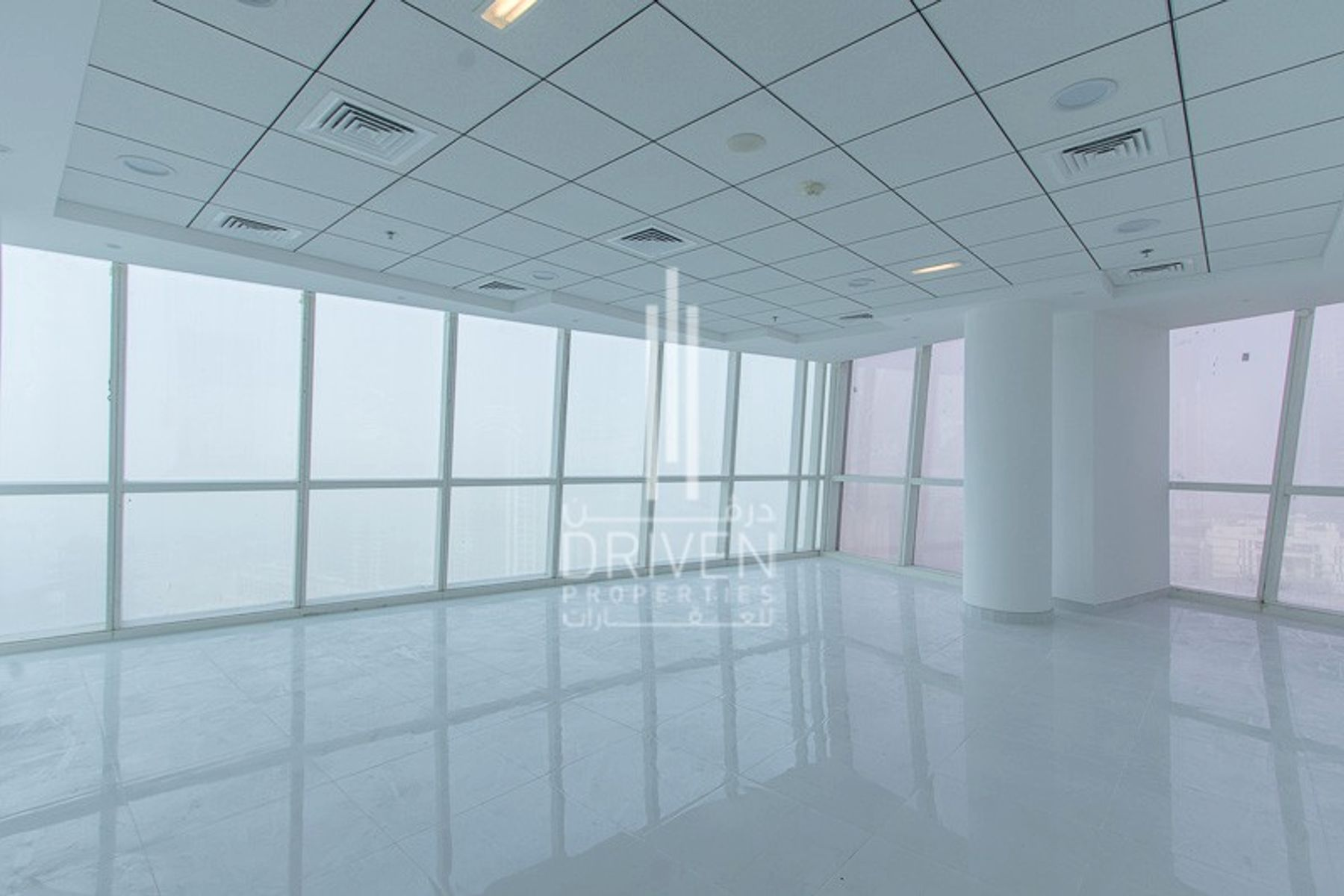 Office for Rent in B2B Tower - Business Bay