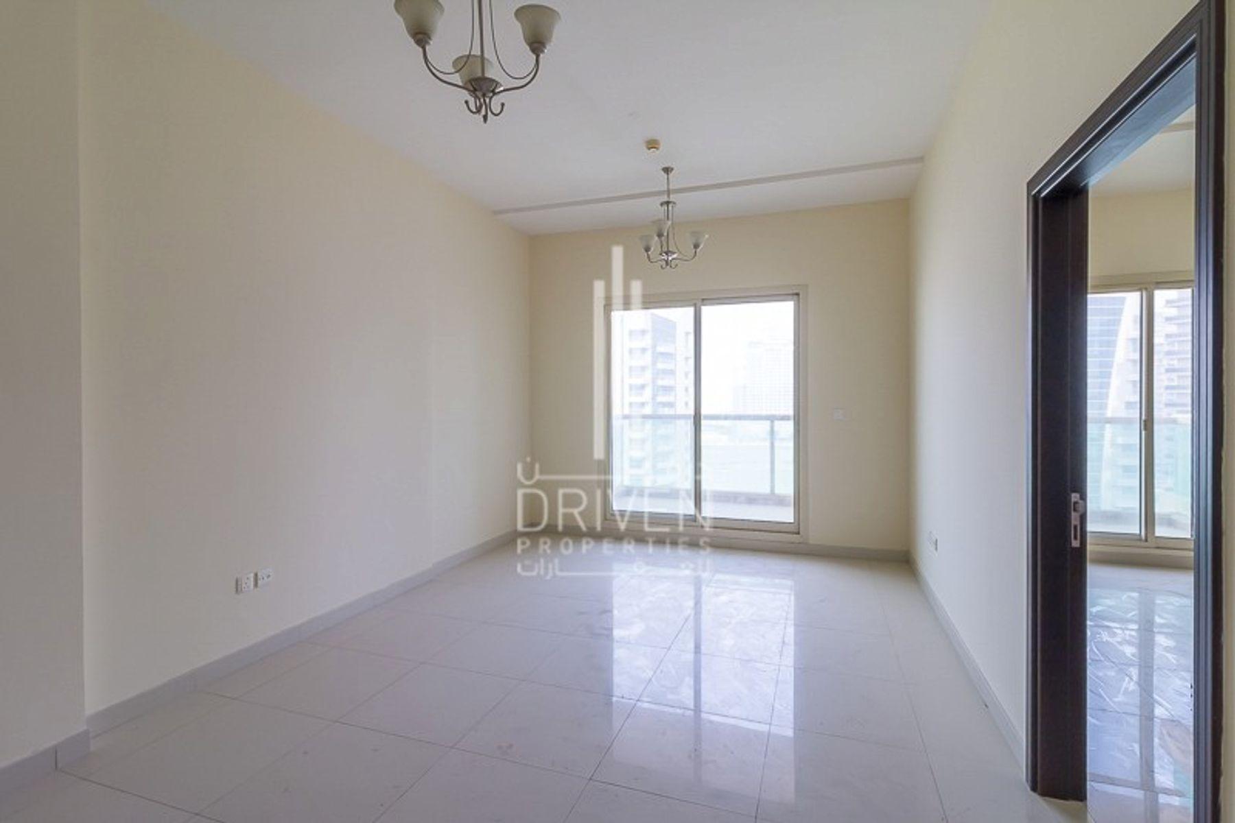 732 قدم مربع  شقة - للايجار - مدينة دبي الرياضية