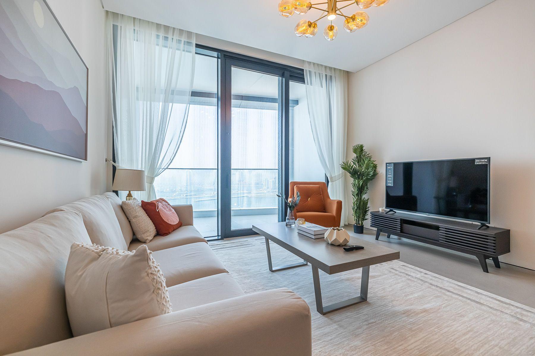 1,171 قدم مربع  شقة - للايجار - مساكن شاطئ الجميرا