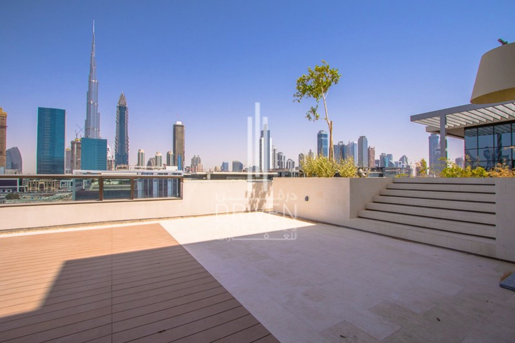 Stunning 4Bedroom Penthouse in City Walk