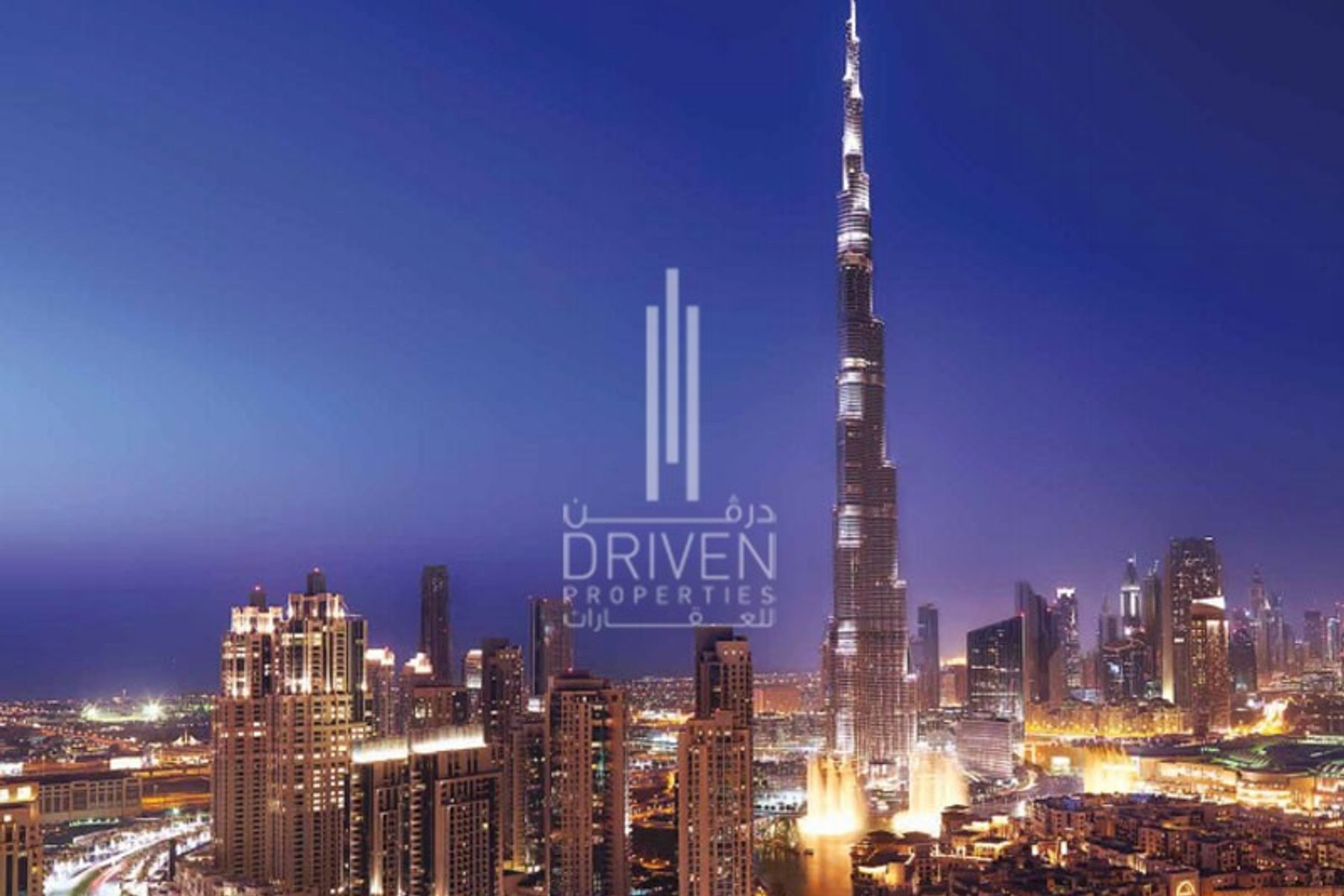 Apartment for Sale in Boulevard Crescent 1 - Downtown Dubai
