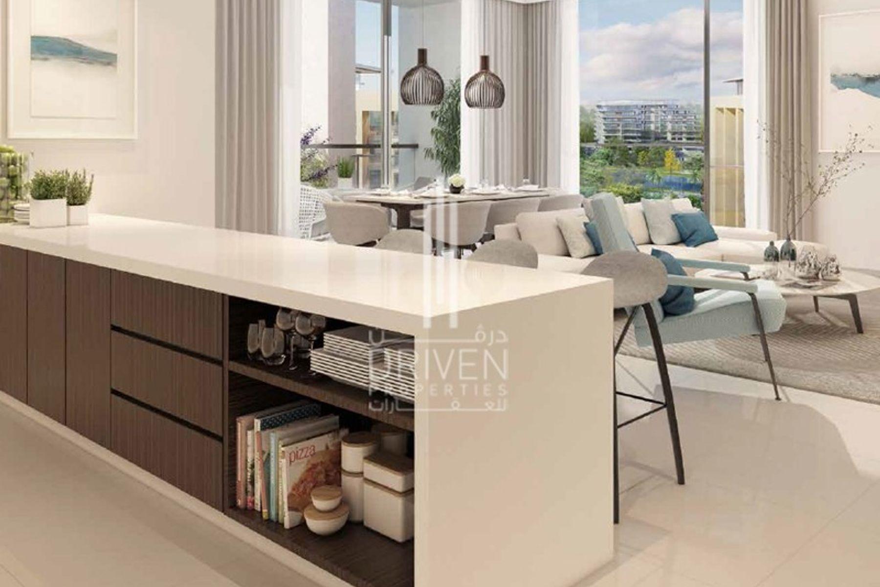 1,033 قدم مربع  شقة - للبيع - دبي هيلز استيت