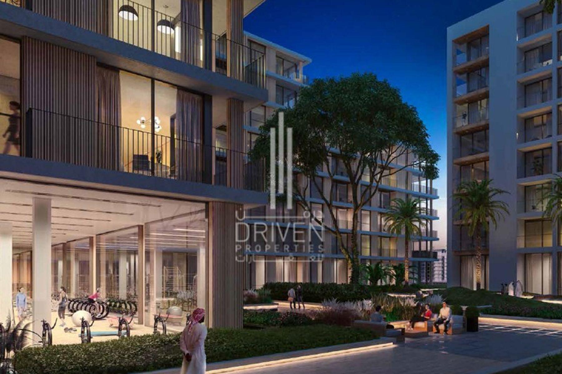 للبيع - شقة - بارك بوينت - دبي هيلز استيت