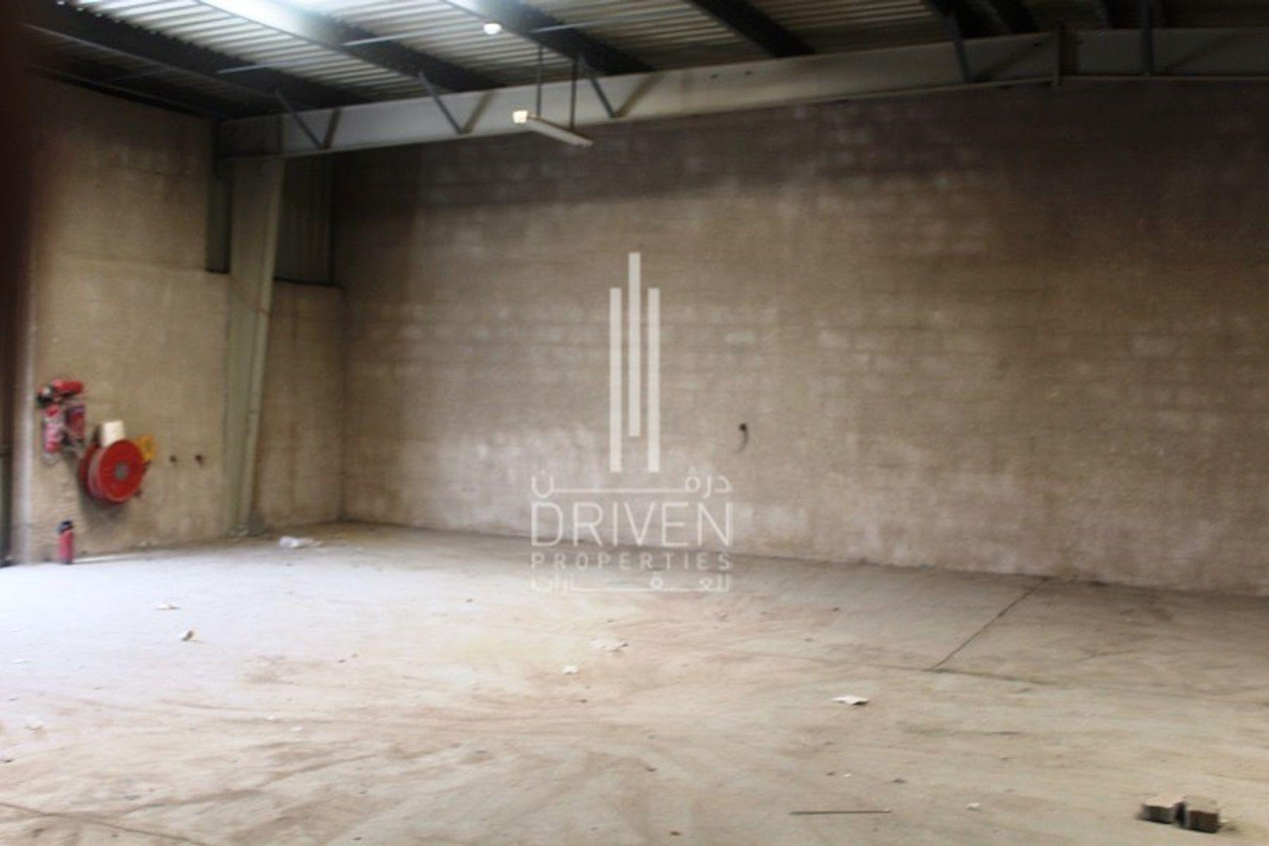 Warehouse for Rent in Al Quoz Industrial Area 3 - Al Quoz
