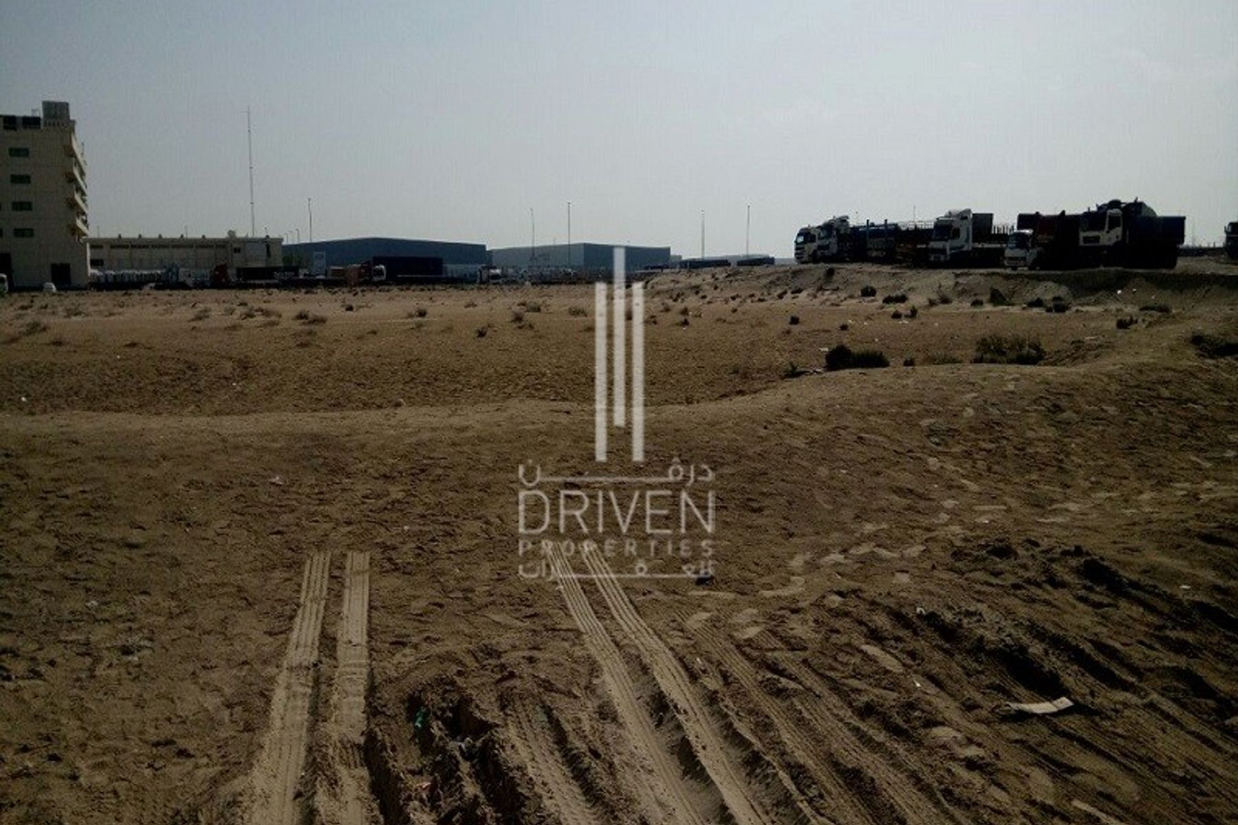 Huge Commercial Plot For Sale in Ajman 1