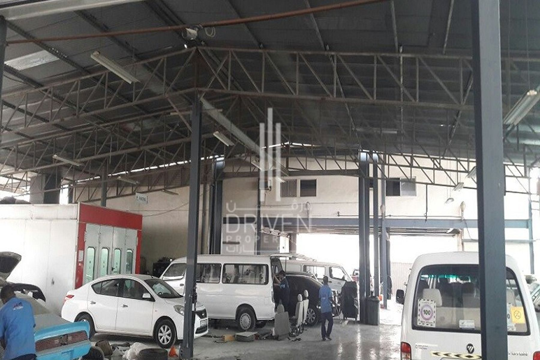 Warehouse for Rent in Al Khabisi, Deira