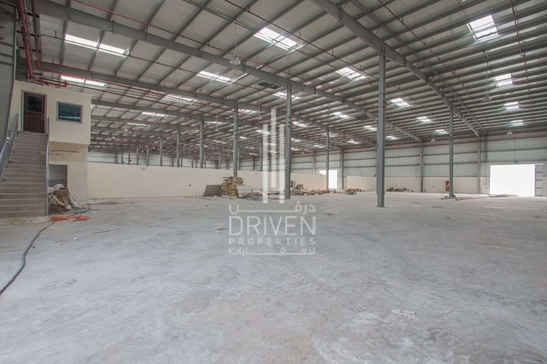 Brand New Massive Nice Fitted Warehouse