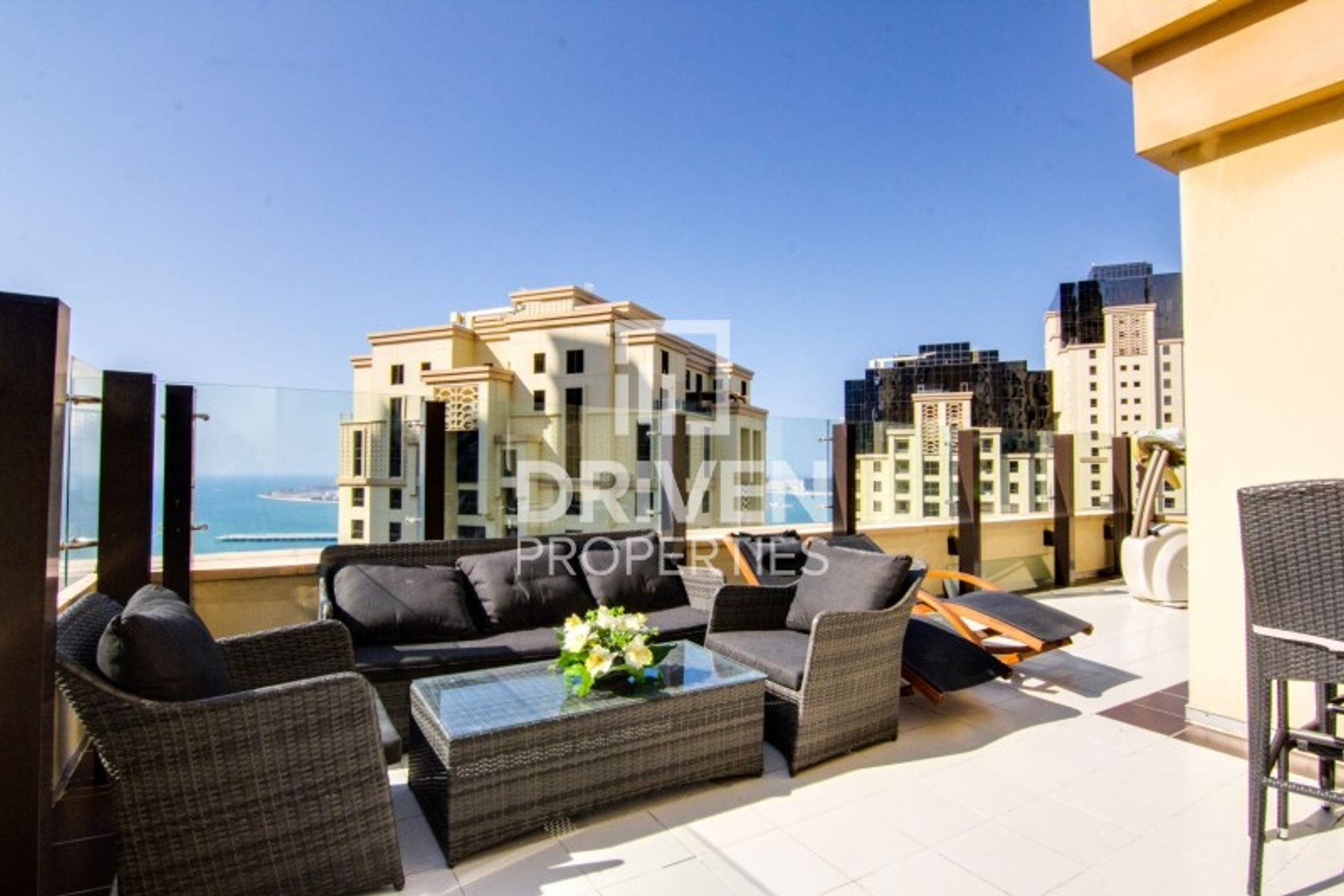 Exclusive 2Bed Apt | Sea and Marina View
