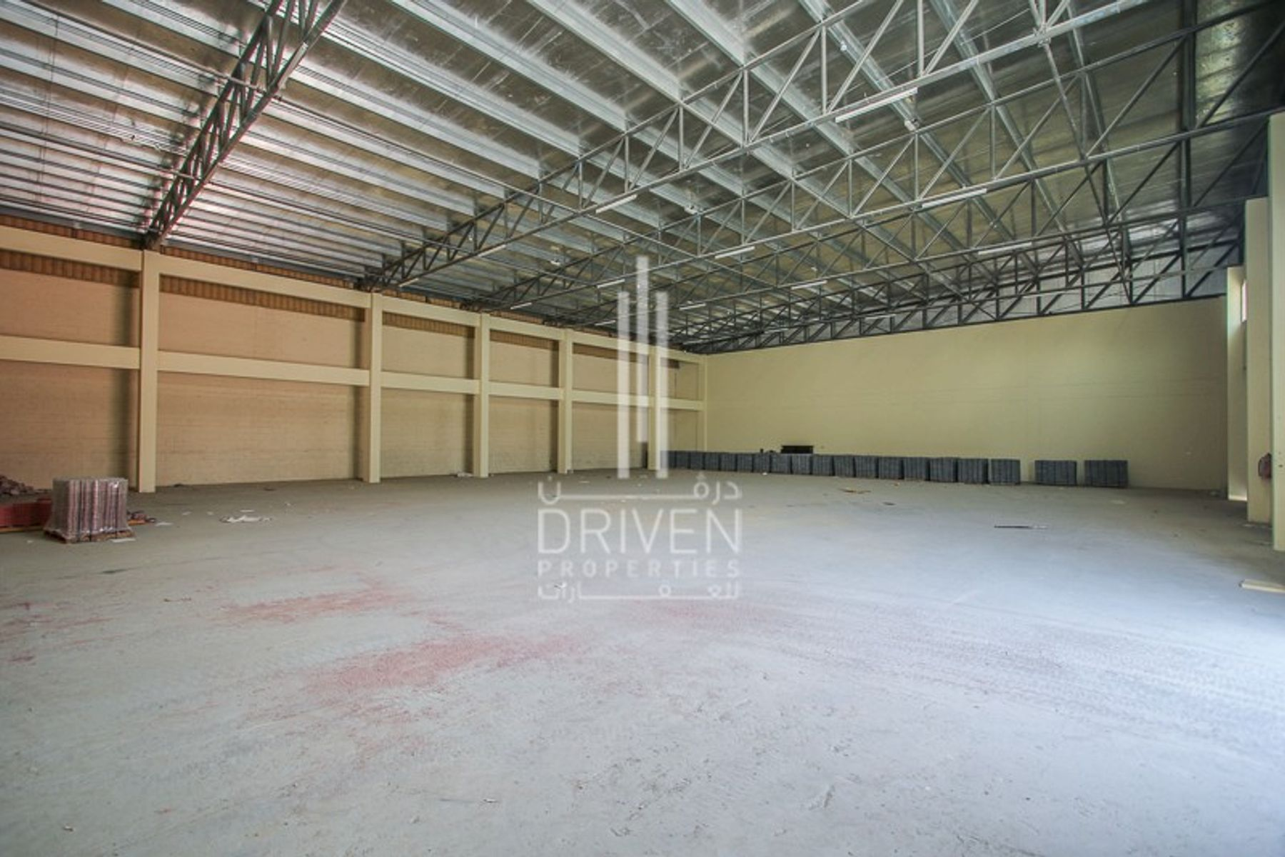 Brand New l Fitted Warehouse l Al Quoz 3