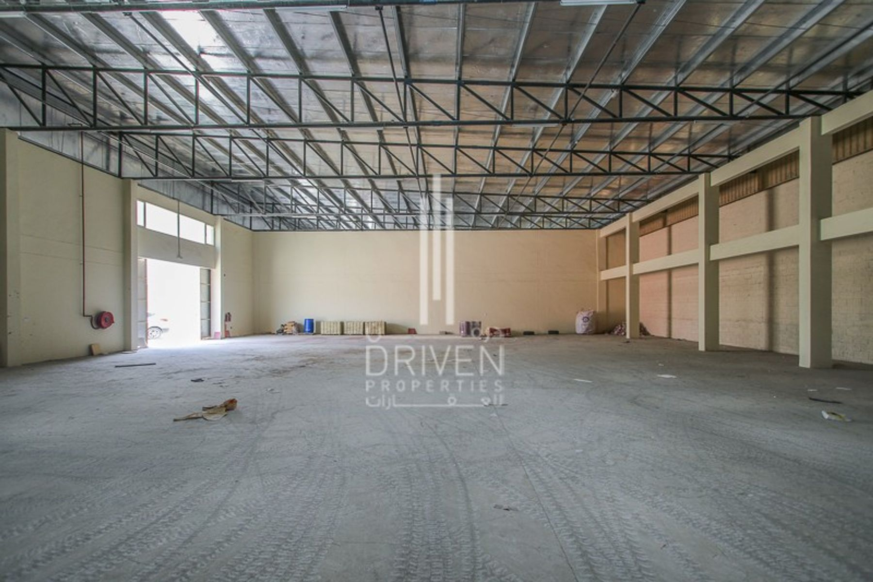 Huge 5Brand New Fitted Warehouse|Al Quoz