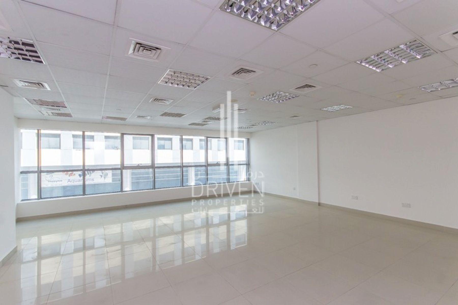 922 قدم مربع  مكتب - للايجار - مجمع دبي للإستثمار