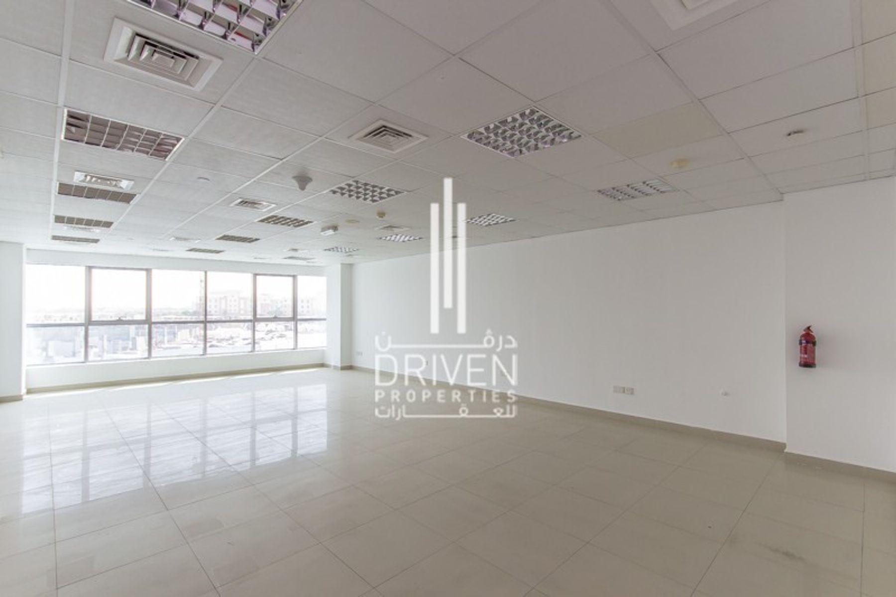 659 قدم مربع  مكتب - للايجار - مجمع دبي للإستثمار