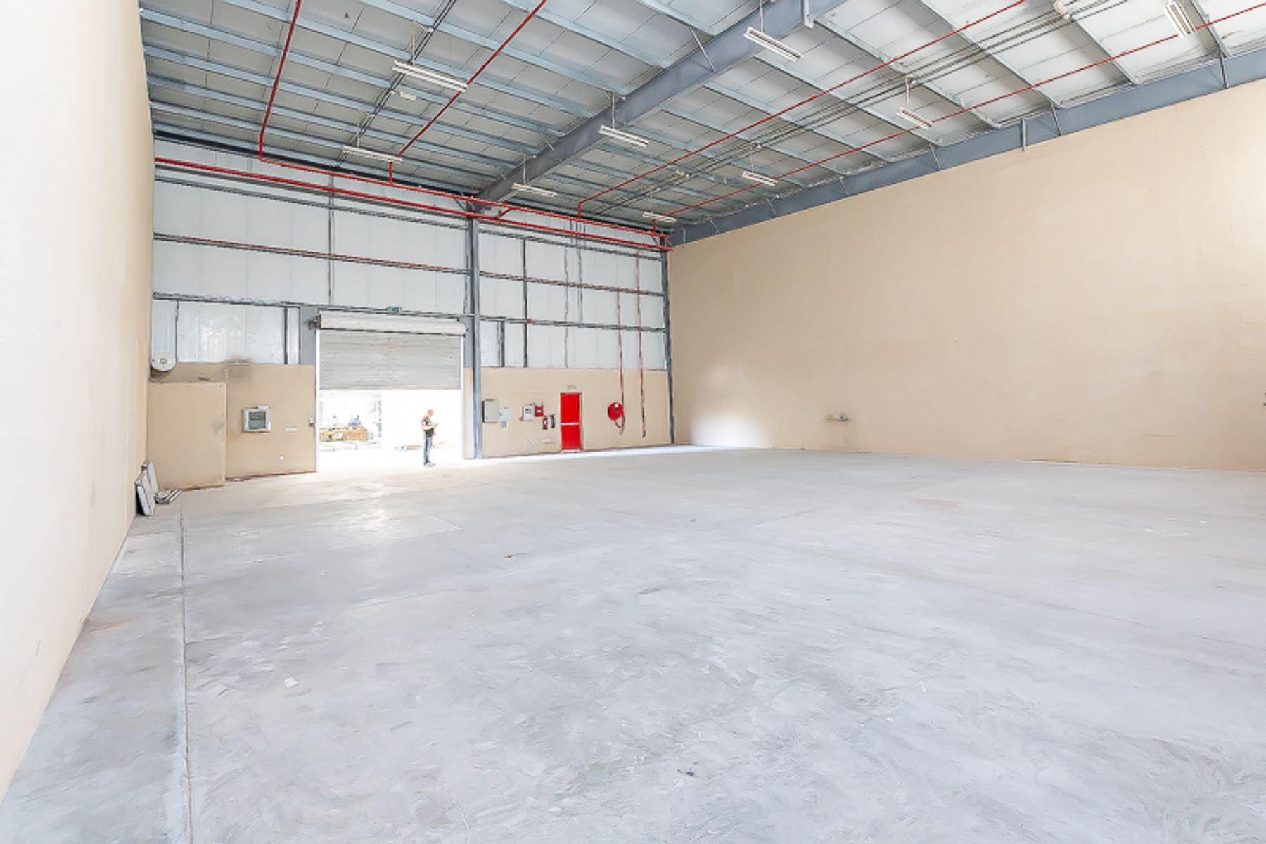 Fitted Warehouse in Jebel Ali Industrial