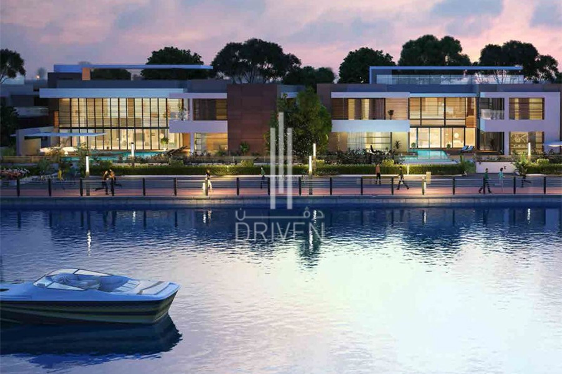 LUXURIOUS CANAL FRONT MANSION I 6 Bedroom