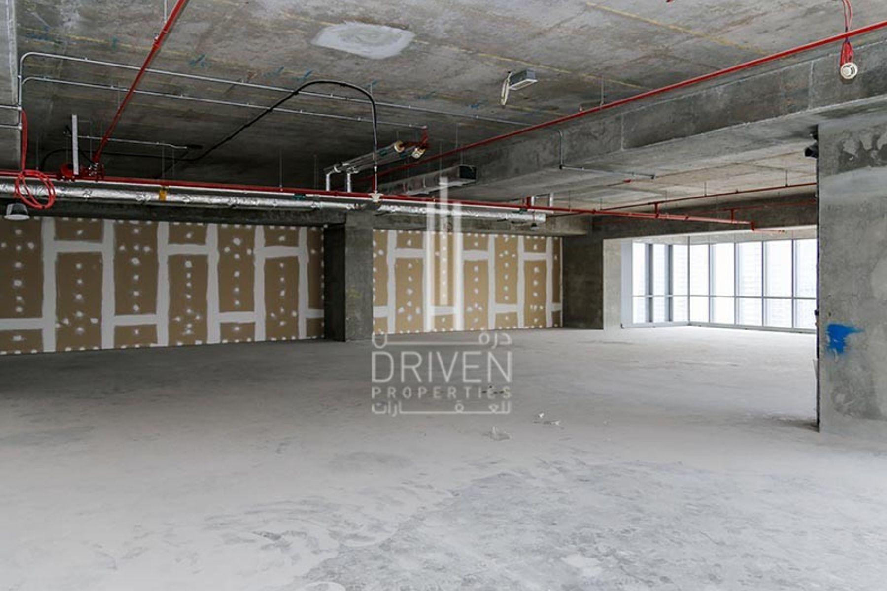 3,707 قدم مربع  مكتب - للبيع - دبي مارينا