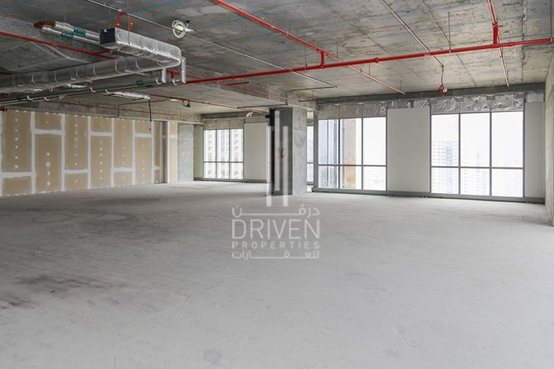 High Floor Unit I Multiple Office Space