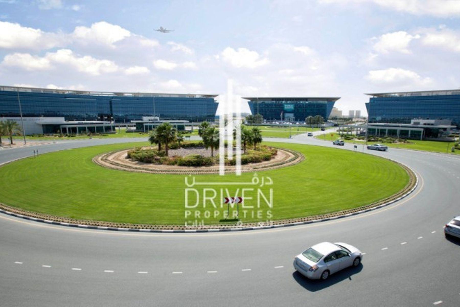 للايجار - تجزئة - المنطقة التجارية - دبي الجنوب (مركز دبي العالمي)