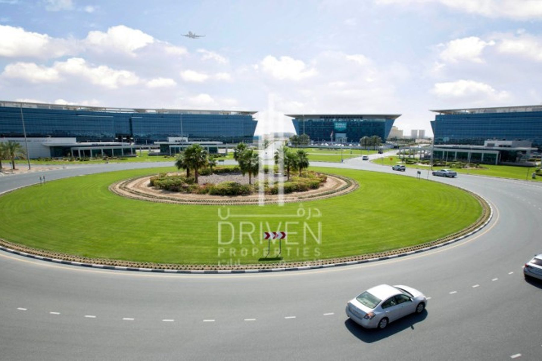 4 Cheques payment l fitted office space in Dubai South