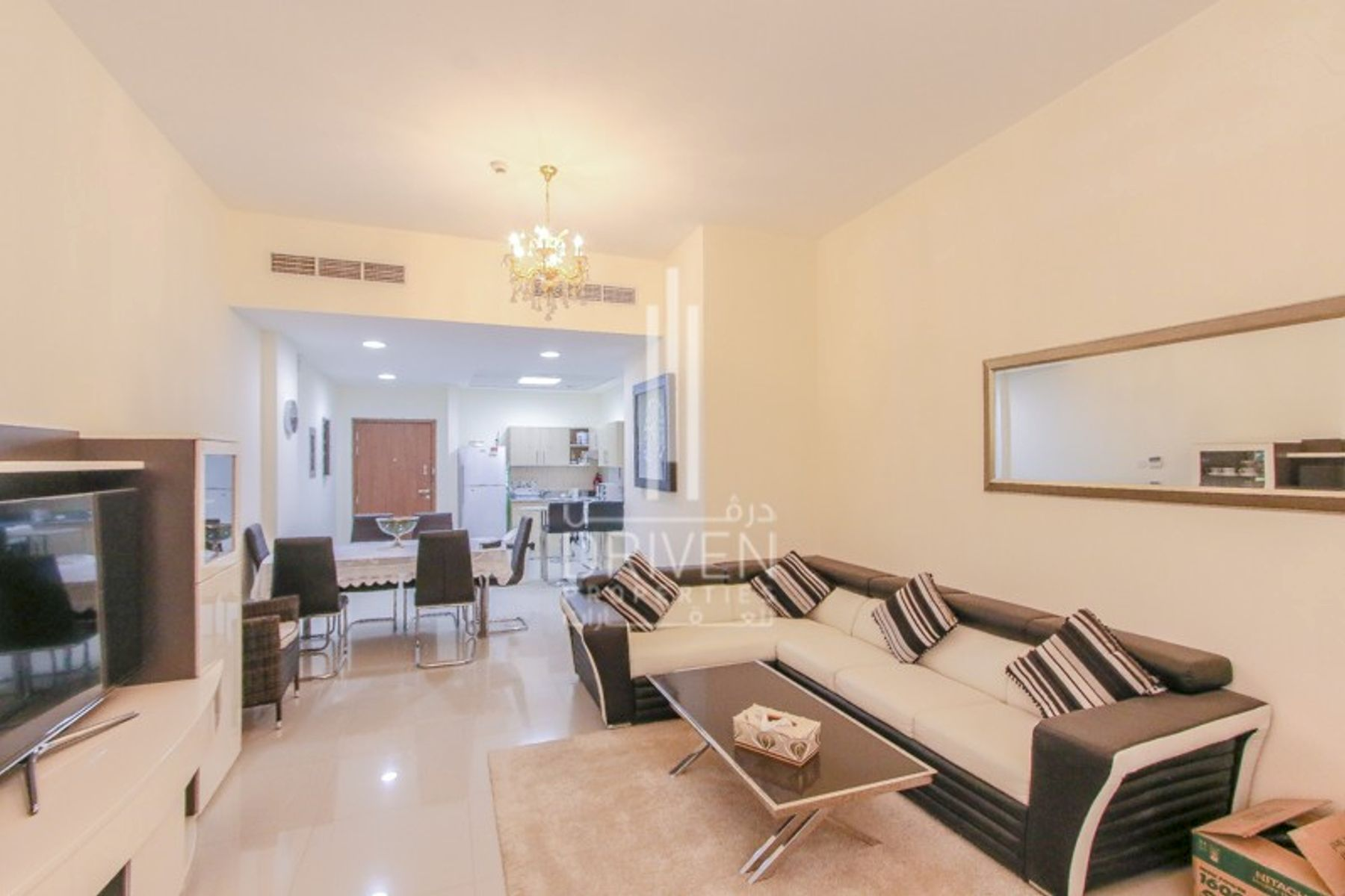 Apartment for Sale in Madison Residences, Majan