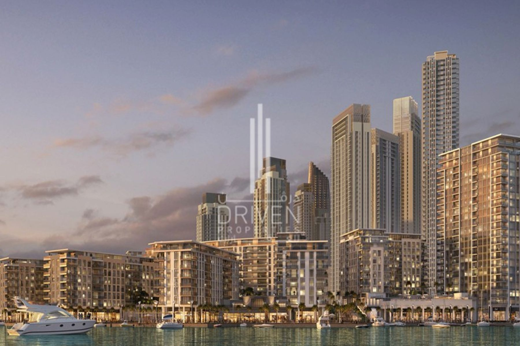 Apartment for Sale in The cove, Dubai Creek Harbour