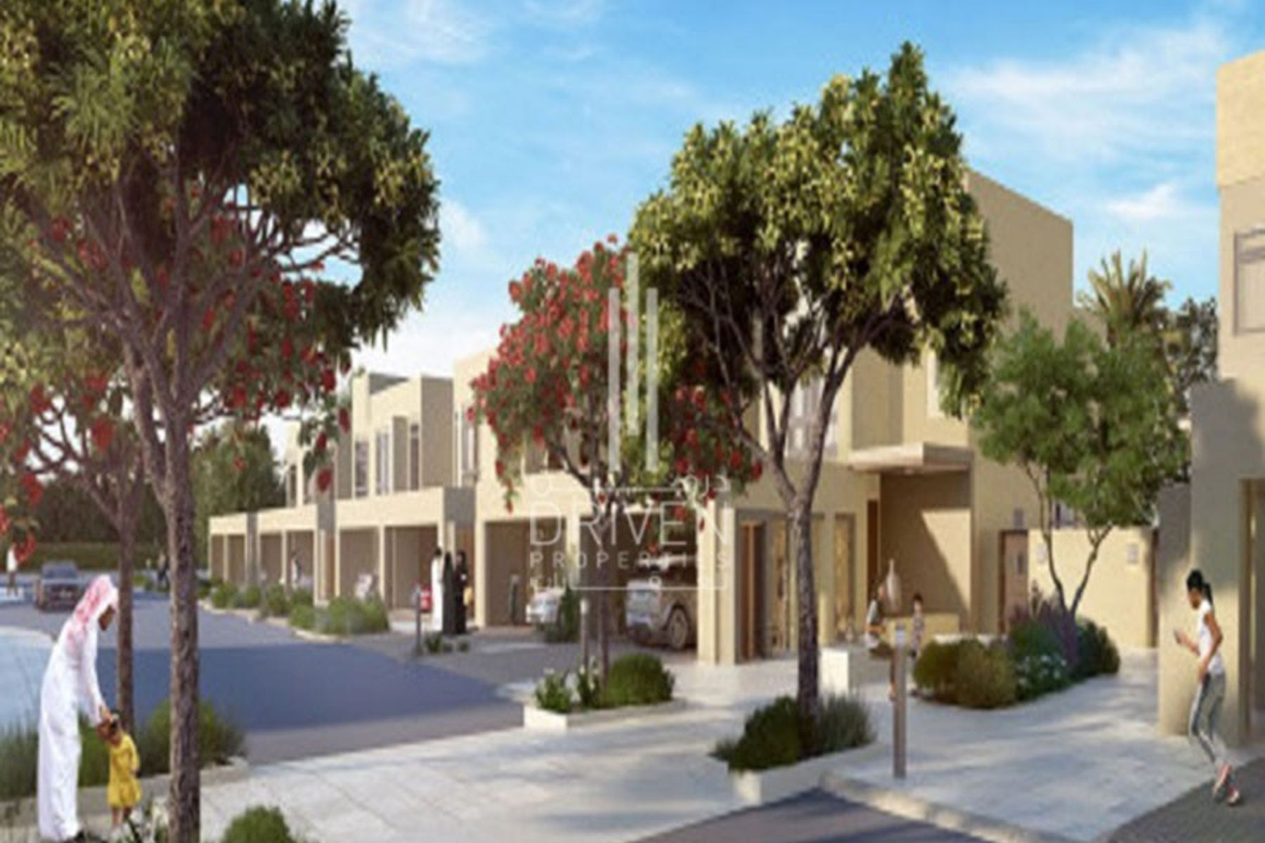 Townhouse for Sale in Noor Townhouses - Town Square
