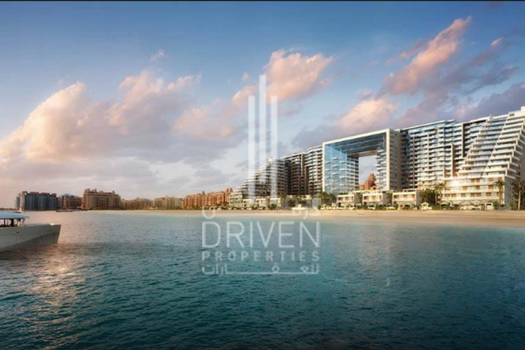 LUXURIOUS UPGRADED 1BR| AMAZING SEA VIEWS