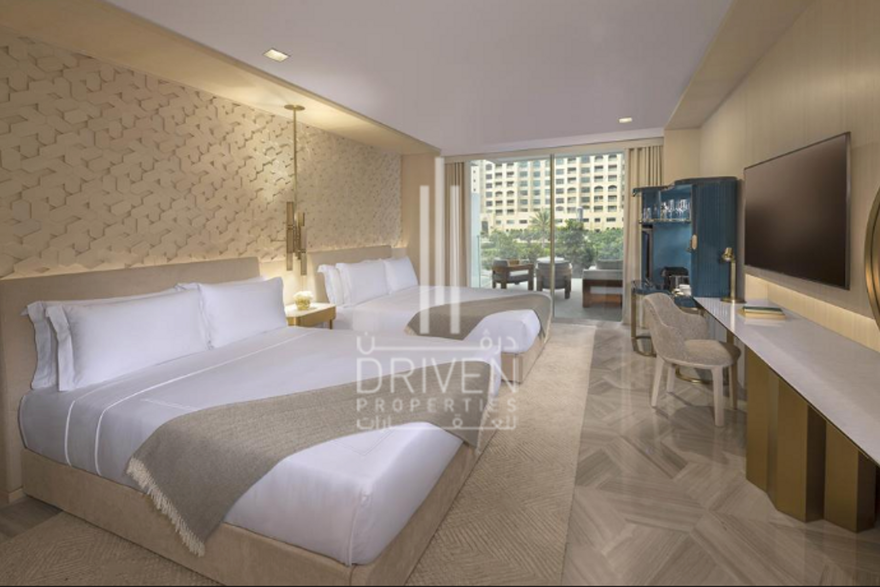 Apartment for Sale in FIVE Palm Jumeirah - Palm Jumeirah
