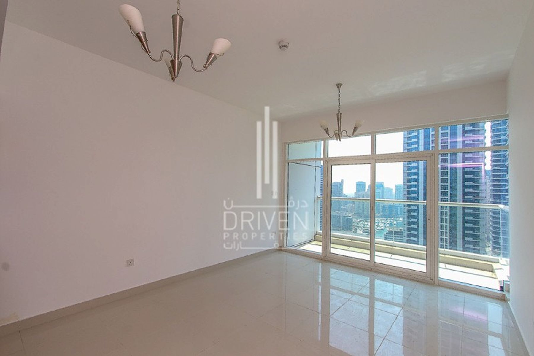 Brand New 2BR apt|High floor |Marina Views