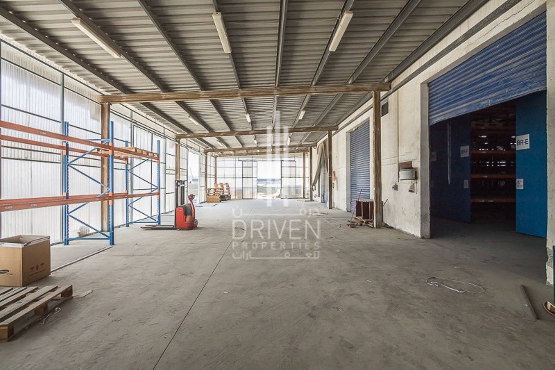 Fully  Fitted Warehouse for sale in Jebel Ali