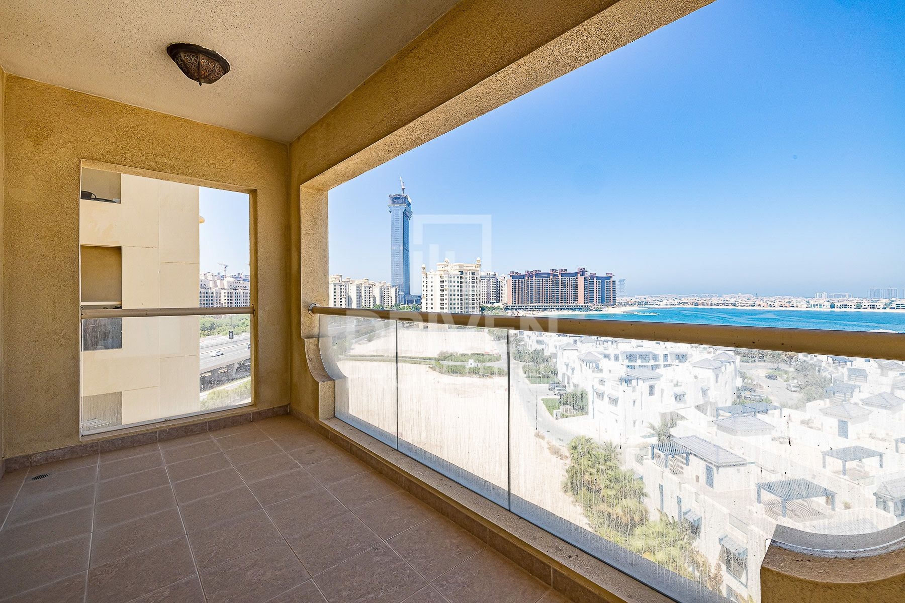 2BR+M | High floor | Full sea view