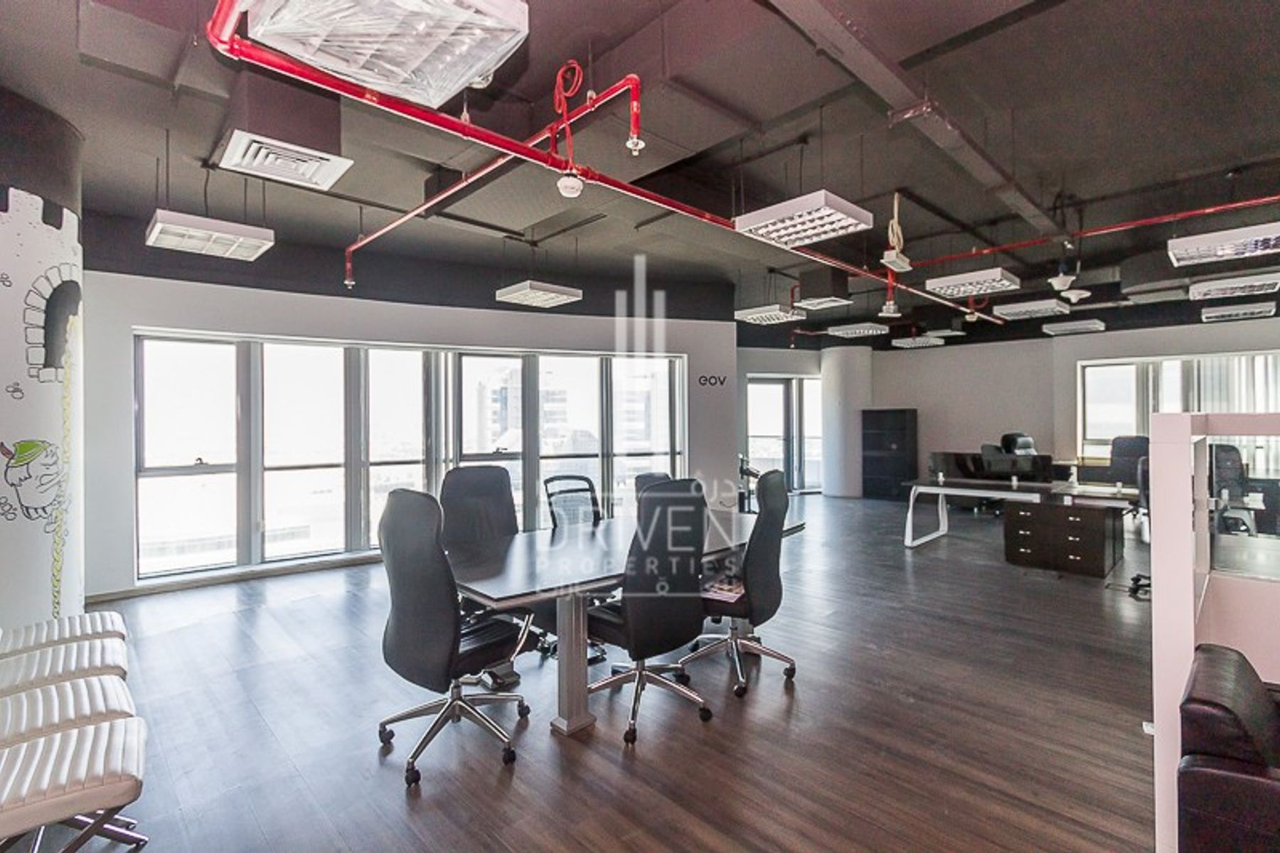 Fully fitted office | Tameem House Tecom