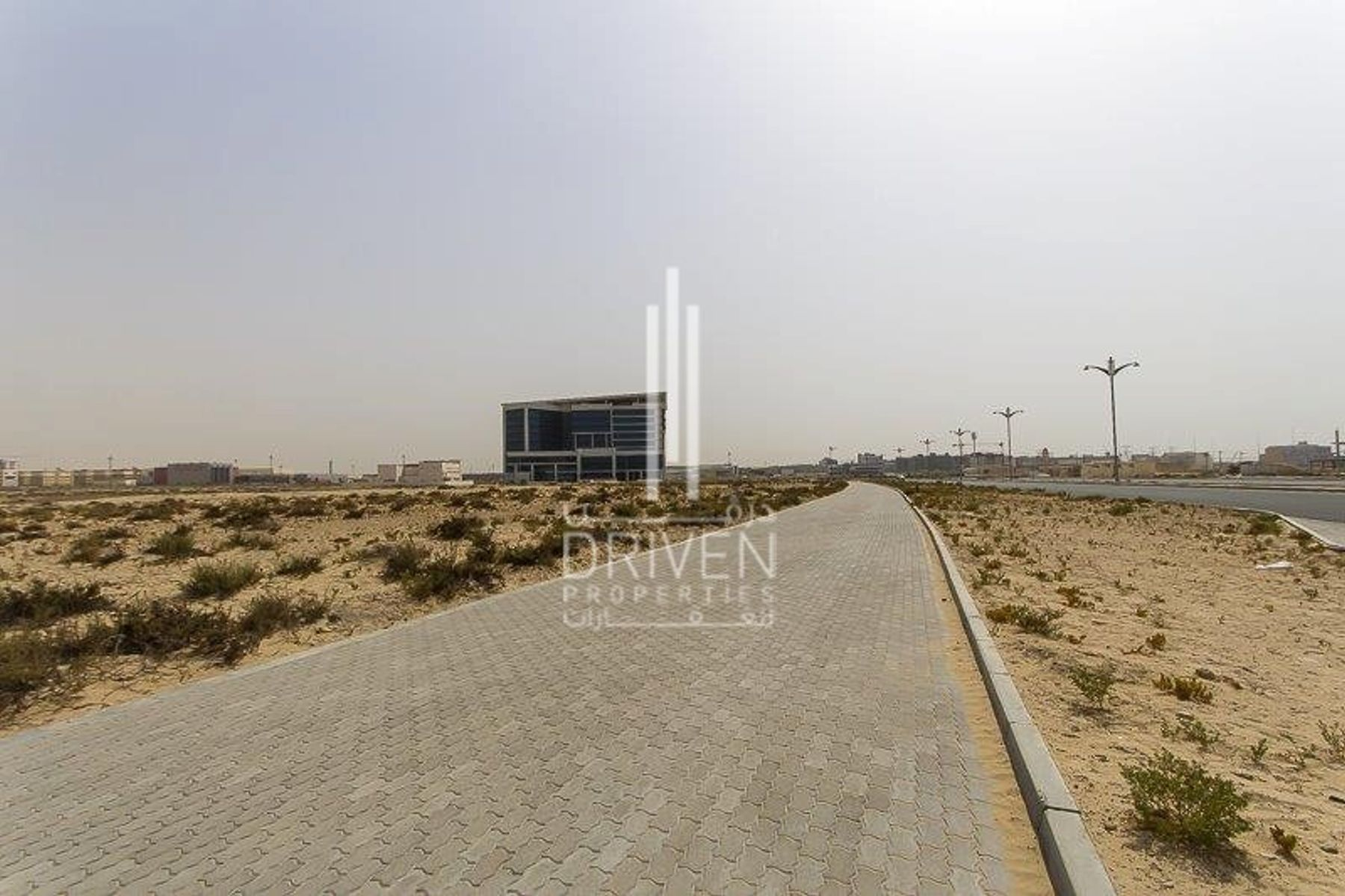 Land Mixed Use for Sale in Phase 3 - International City