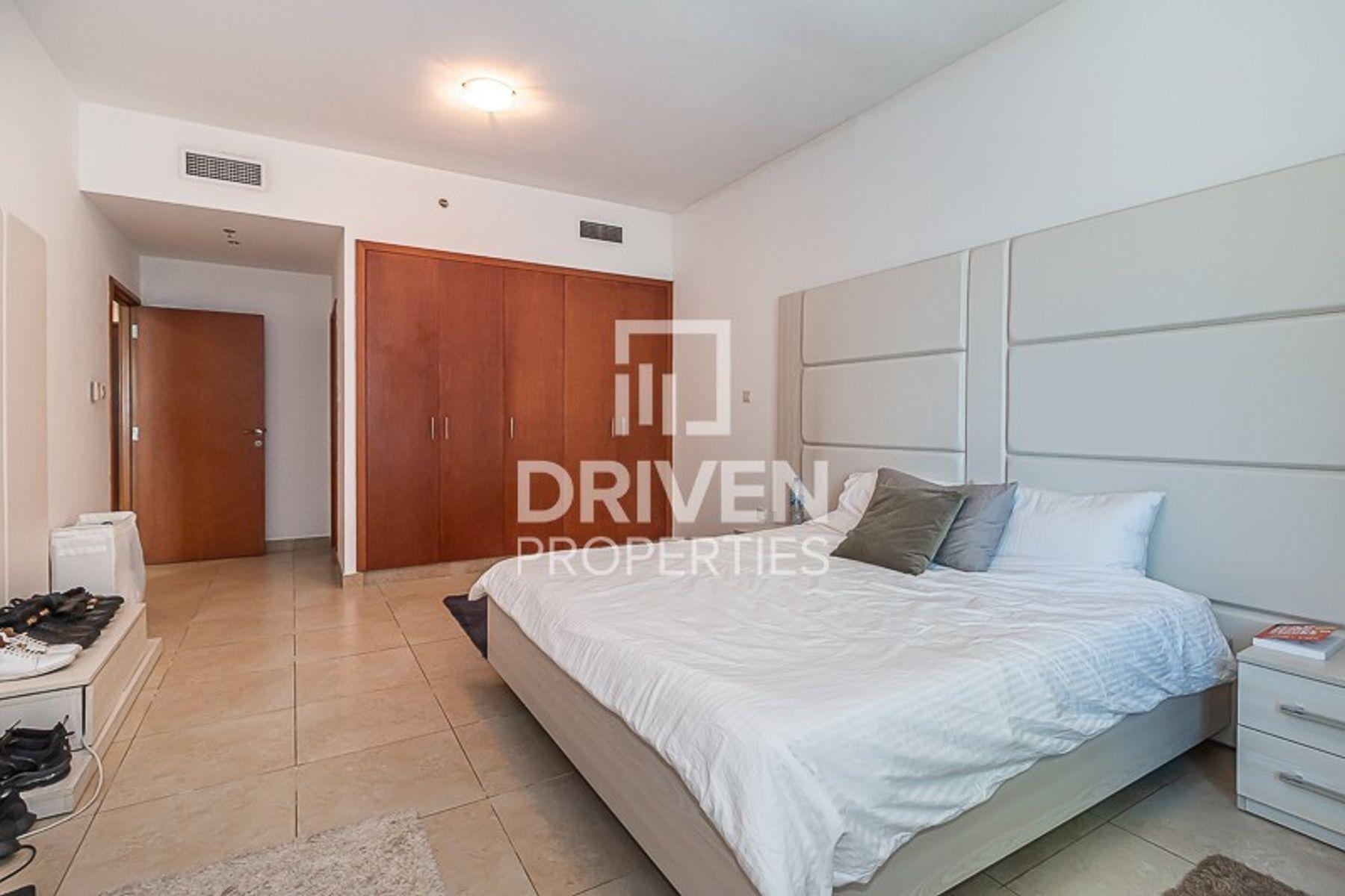 Apartment for Rent in MAG 218 - Dubai Marina