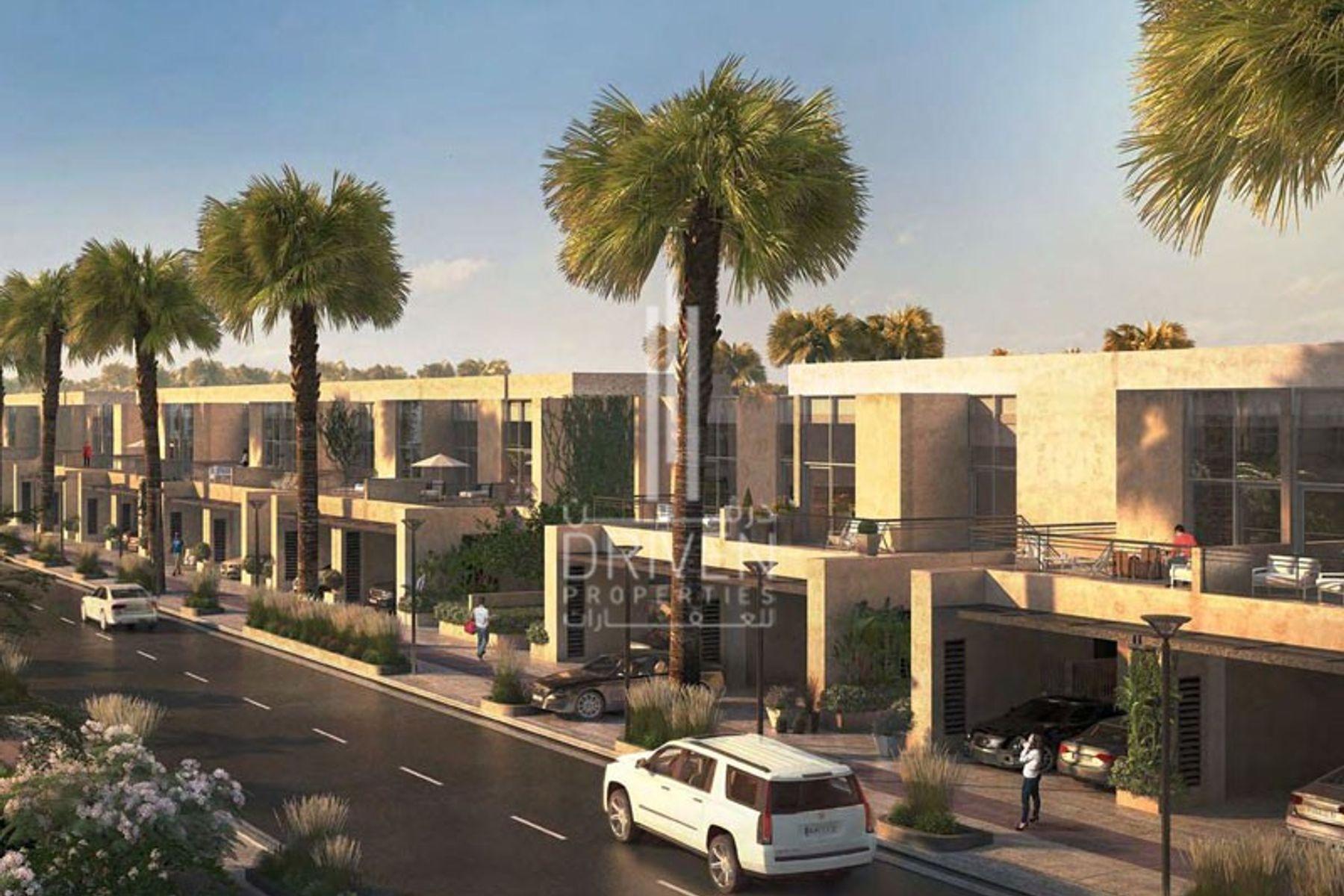 Villa for Sale in Cassia at the Fields - Mohammed Bin Rashid City