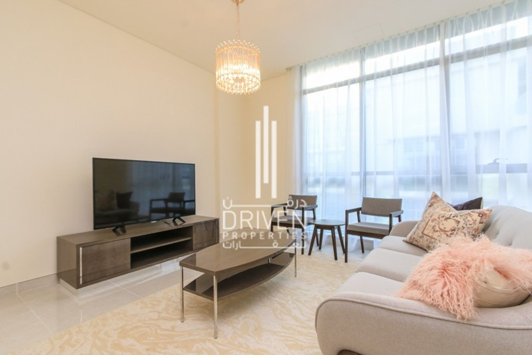Brand New l Stunning 1 Bed Apt For Rent.