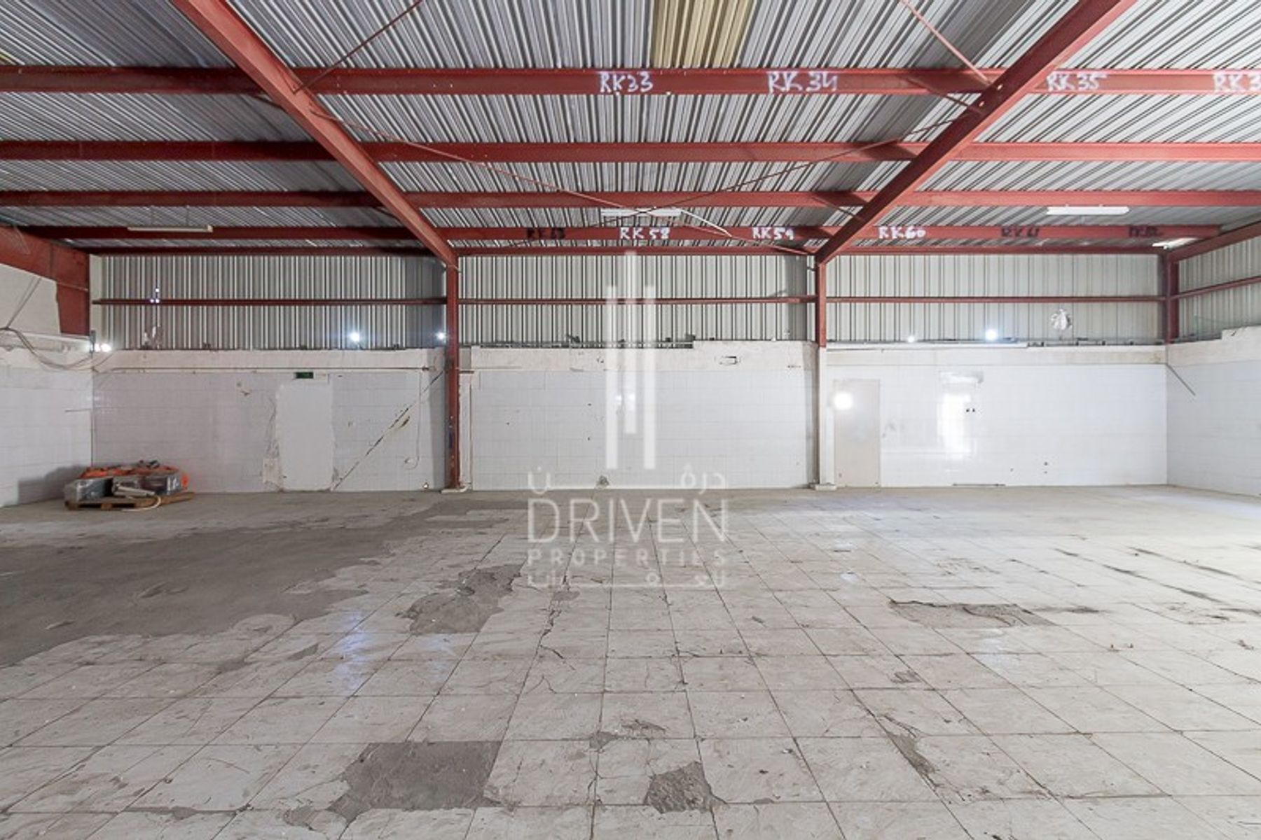 Storage Warehouse | Location - Ras Al Khor
