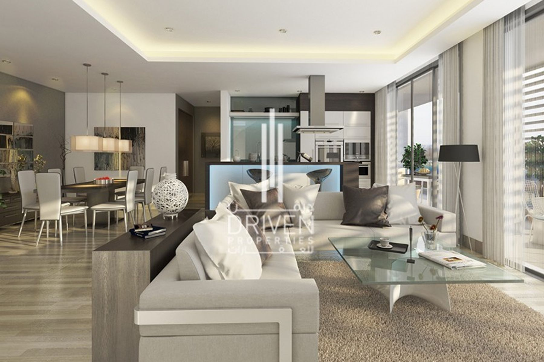Apartment for Sale in Sobha Creek Vistas - Mohammed Bin Rashid City