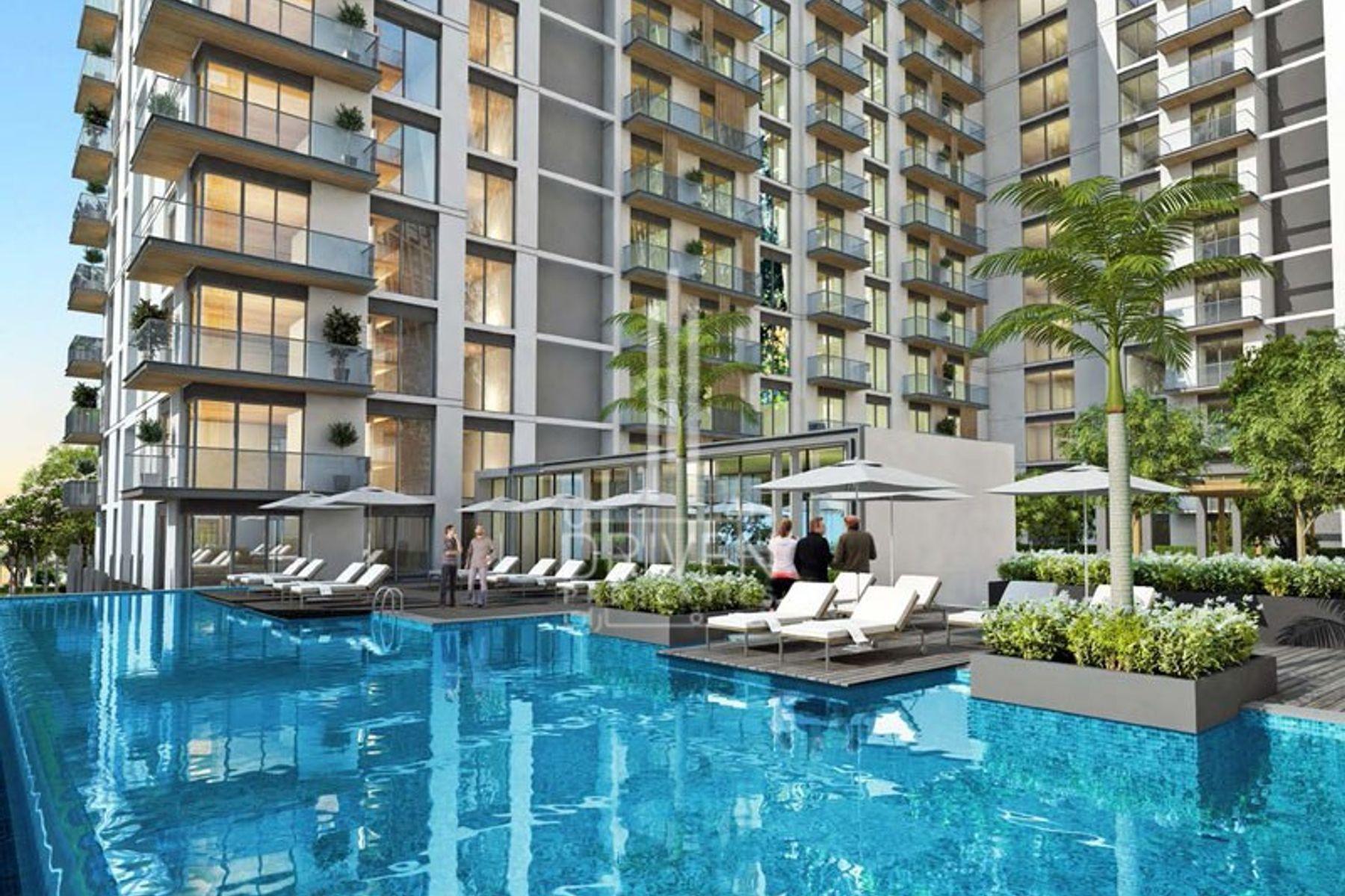 Apartment for Sale in Hartland Greens - Mohammed Bin Rashid City