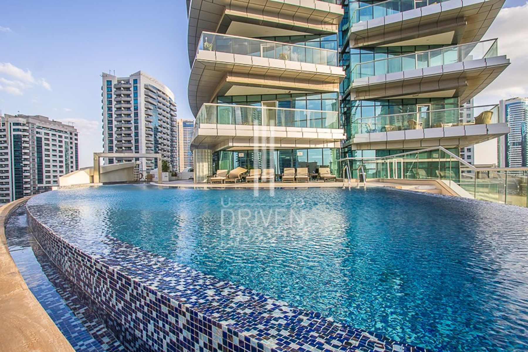 Apartment for Sale in Trident Bayside - Dubai Marina
